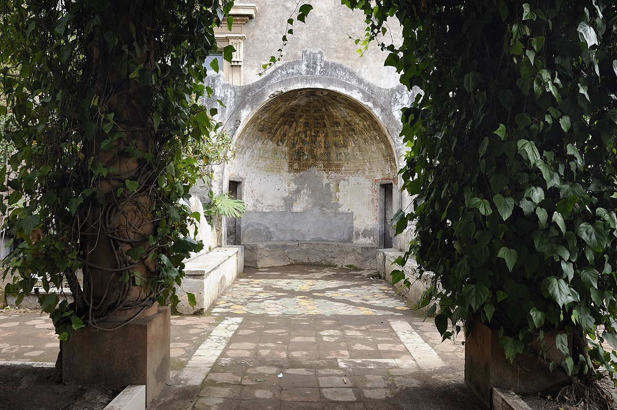 Monastero dei Benedettini - Catania