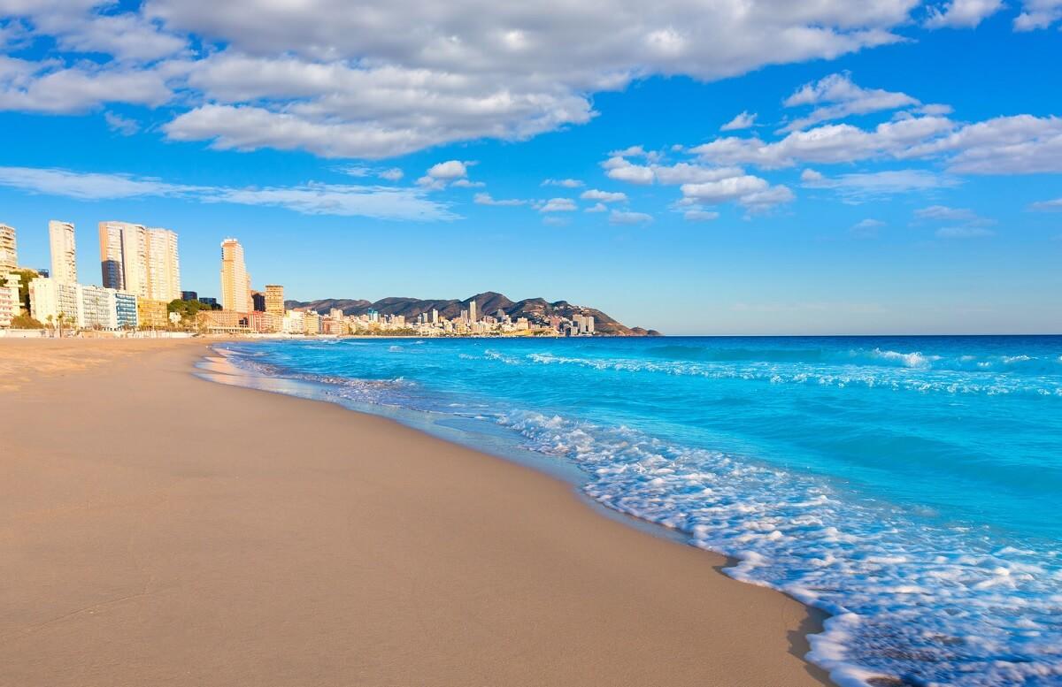 Hotel Spagna offerte - Benidorm, spiaggia