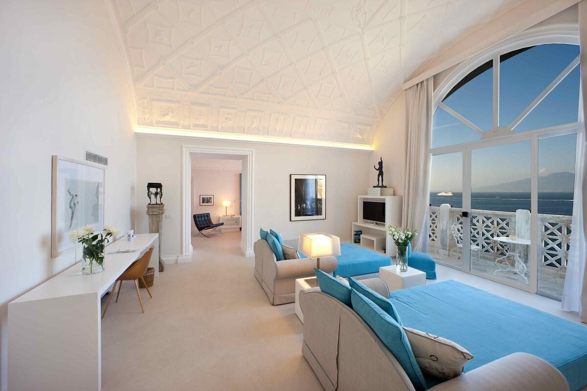 Campania - Hotel Bellevue