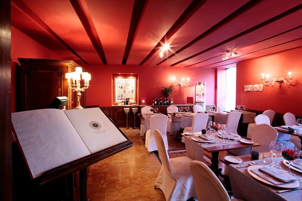 Il ristorante del Boscolo Venezia