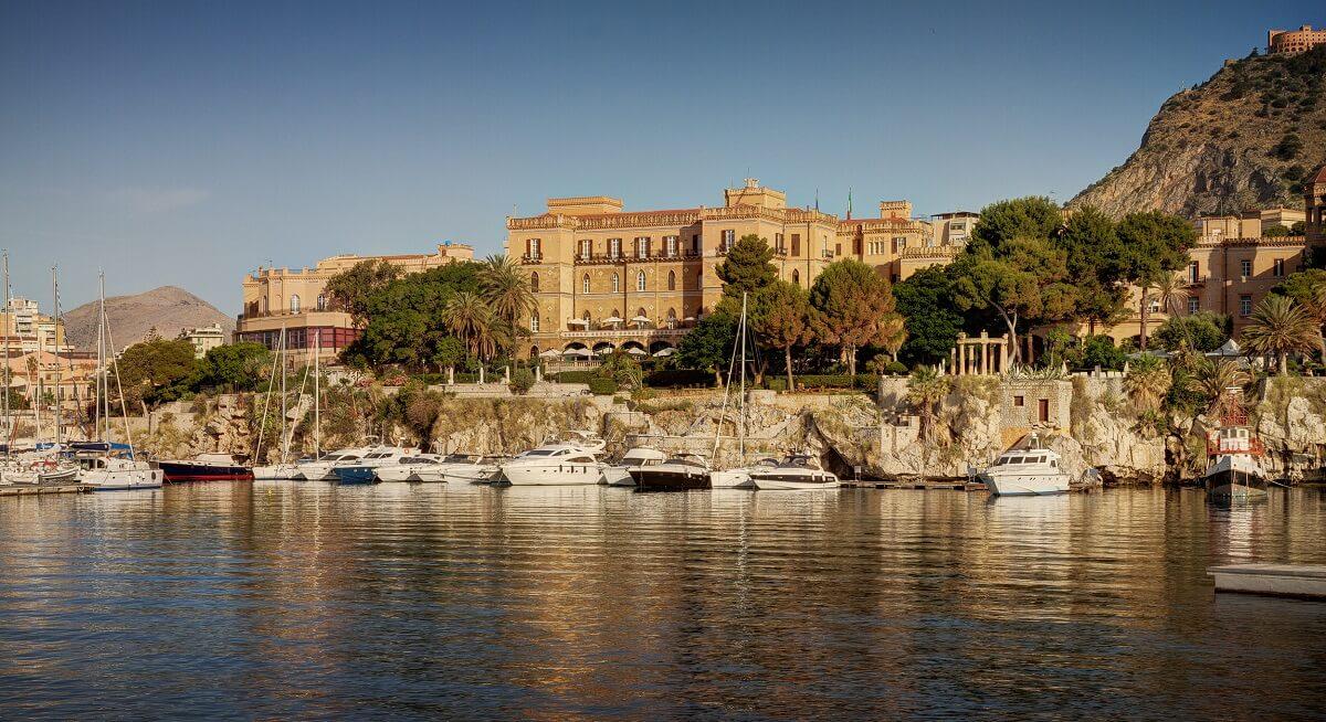 Matrimonio al Grand Hotel Villa Igiea