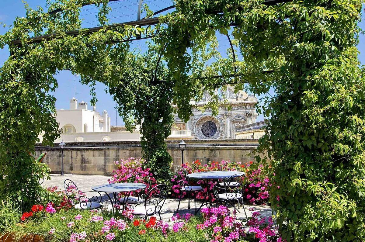 Patria Palace Lecce
