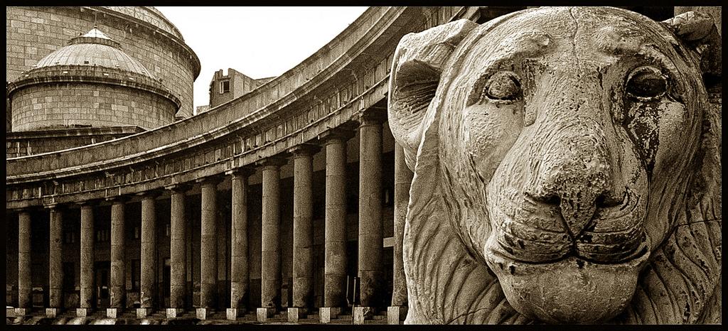 Capodanno 2015 - Napoli - Piazza del Plebiscito
