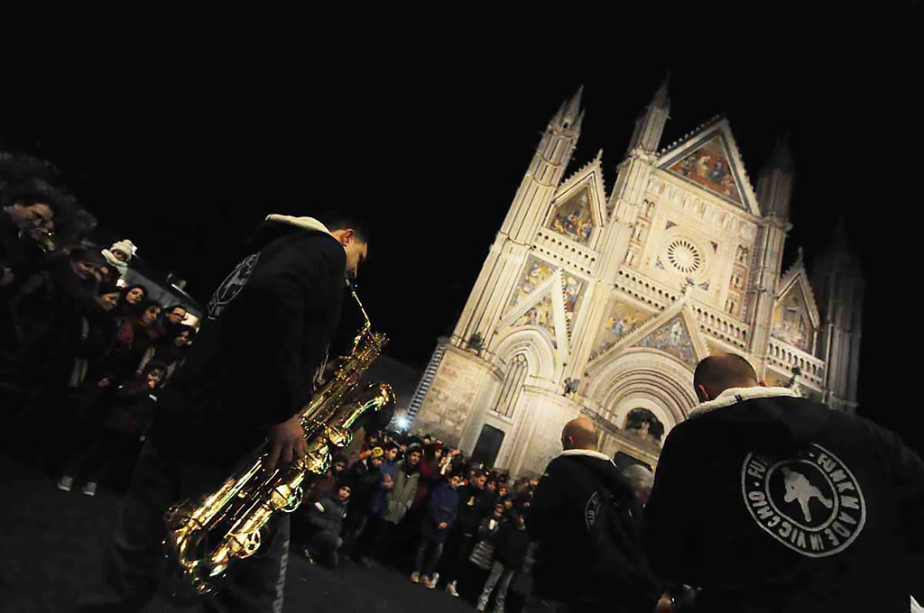 Capodanno 2015 - Orvieto - Umbria Winter Jazz