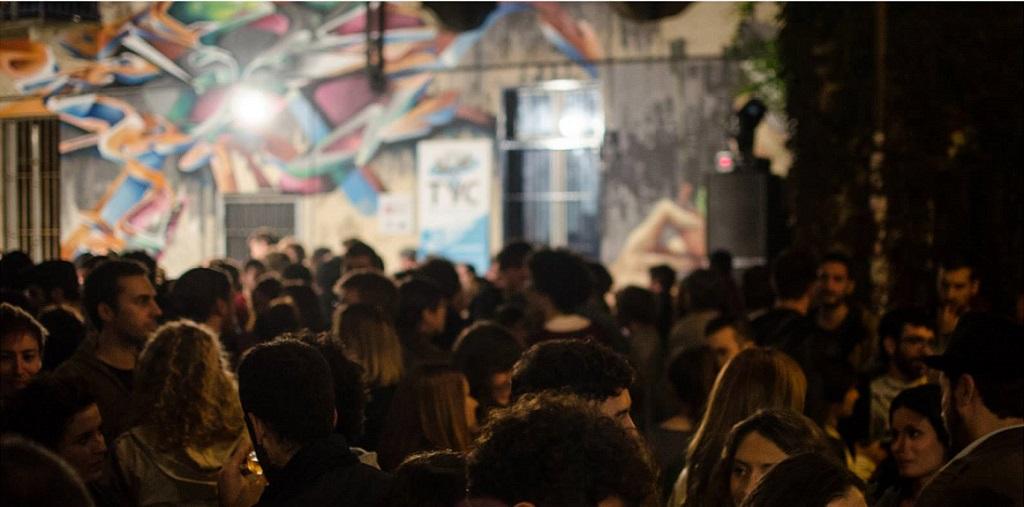 Capodanno 2015 - Torino - Officine Corsare