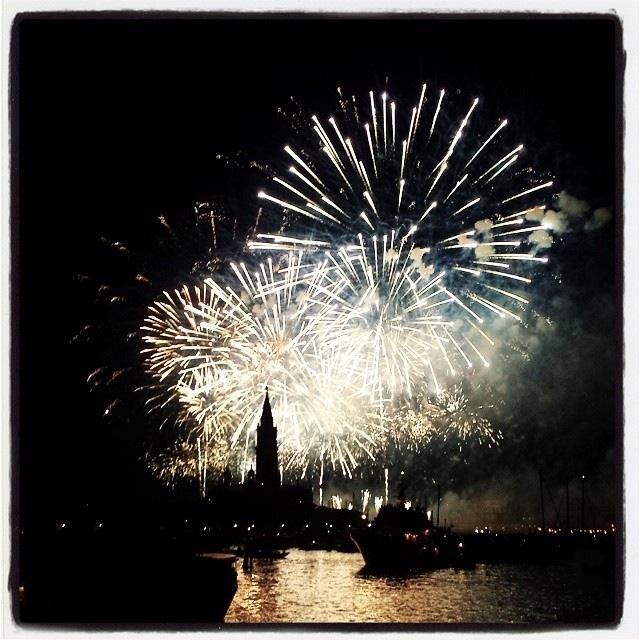 Capodanno 2015 - Venezia - In barca