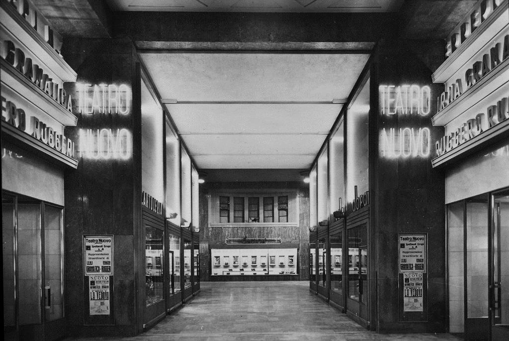 Teatro Nuovo - Milano