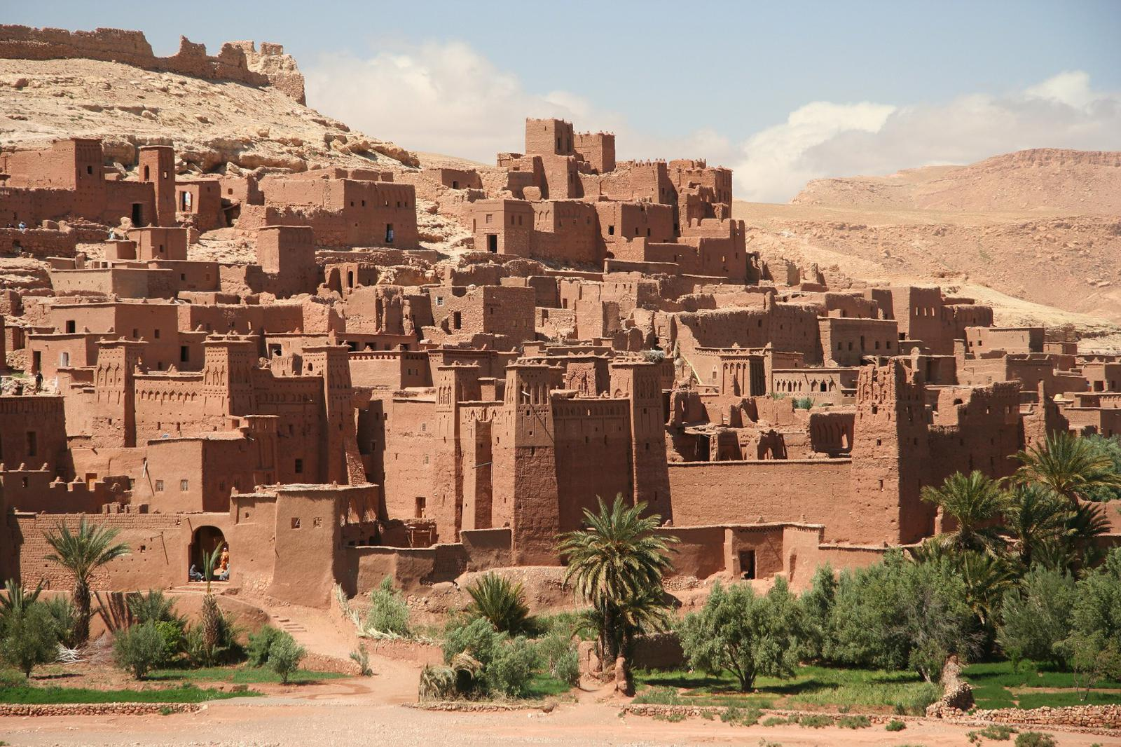 Fortified City, Aït Benhaddou