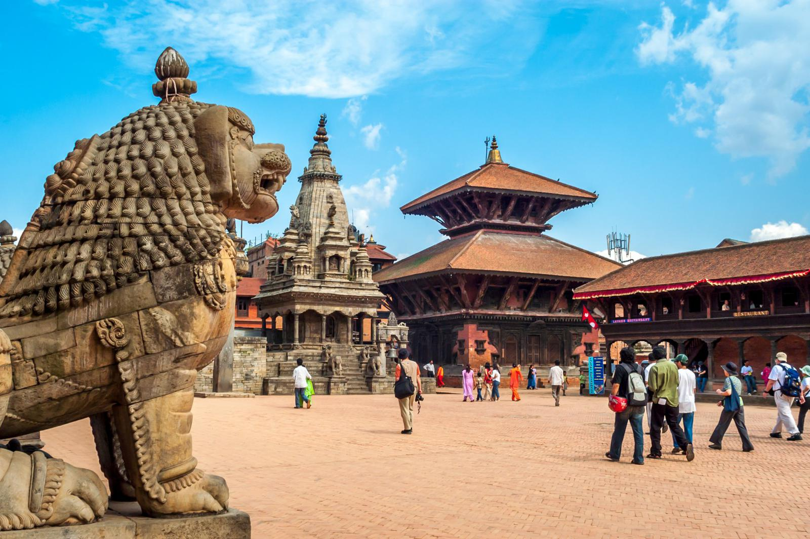 Ancient City of Bhaktapur