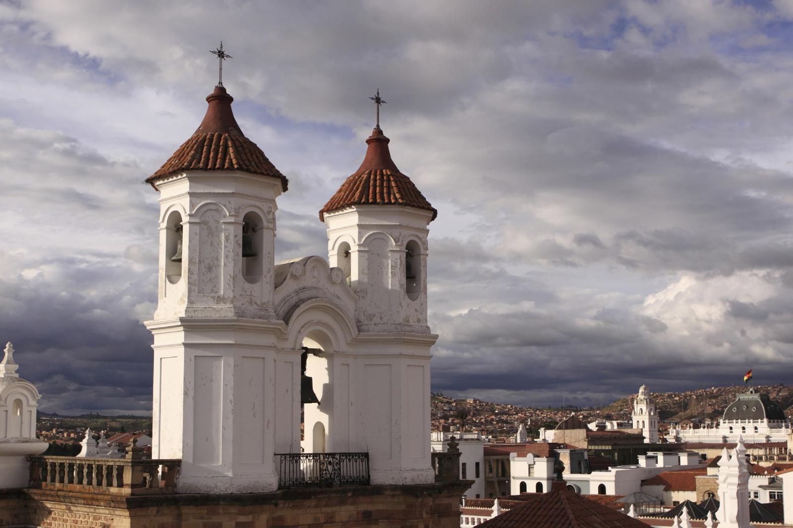 Skyline Sucre, Bolivia