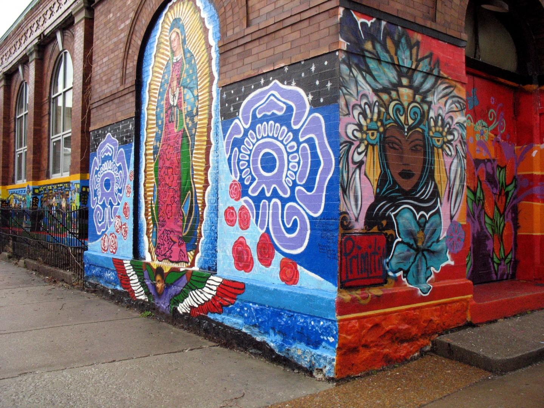 Chicago Pilsen Neighborhood