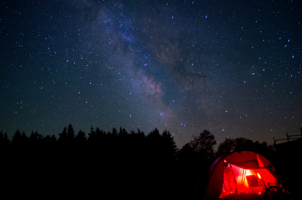 Cherry Springs State Park Stargazing