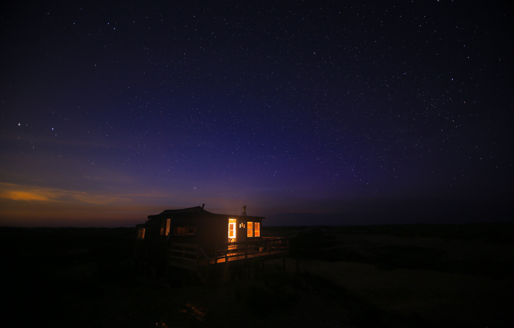 Cape Cod Stargazing