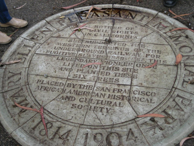 Mary Ellen Pleasant_memorial_park