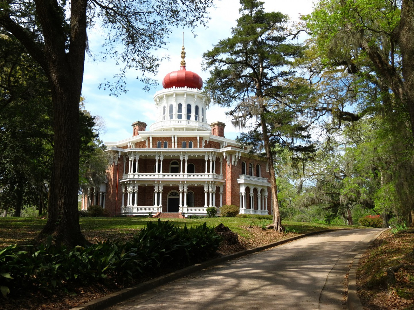 Longwood in Natchez