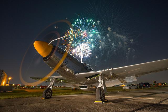 Addison TX July 4 Fireworks