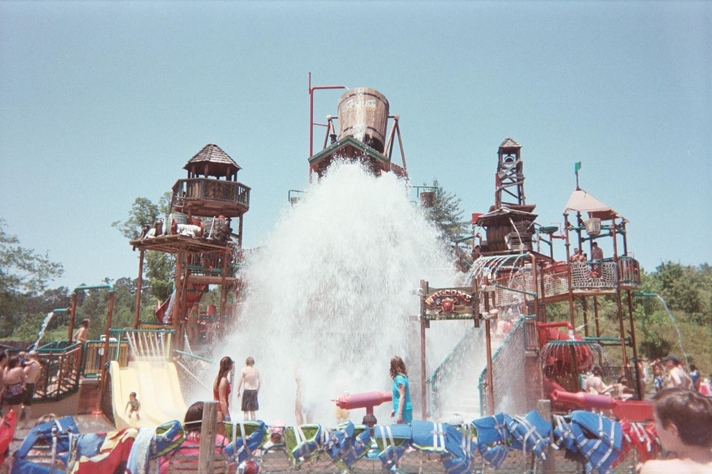 Water park Pigeon Forge