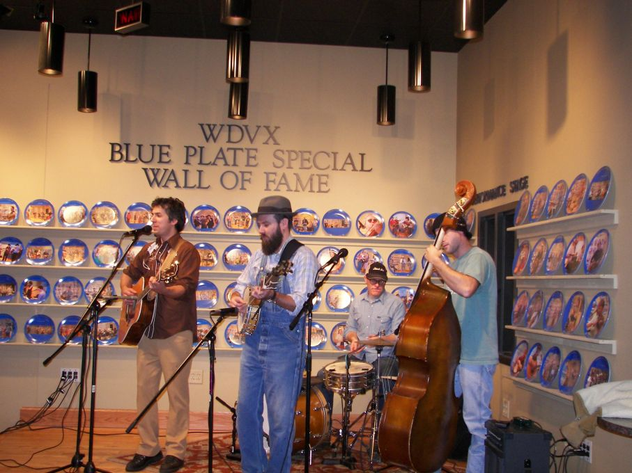 The Black Lillies at the Blue Plate Special