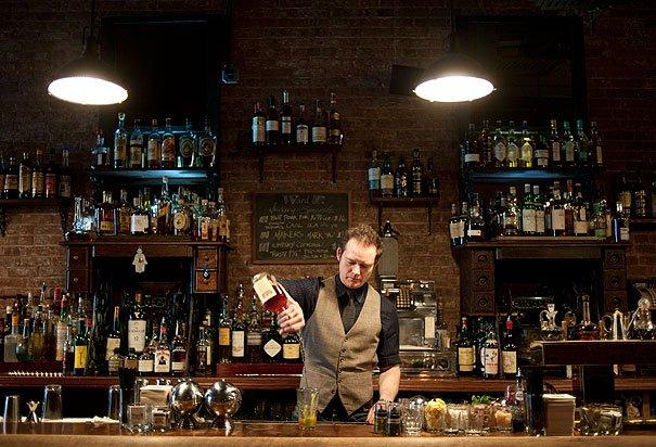 Bartender at Ward III
