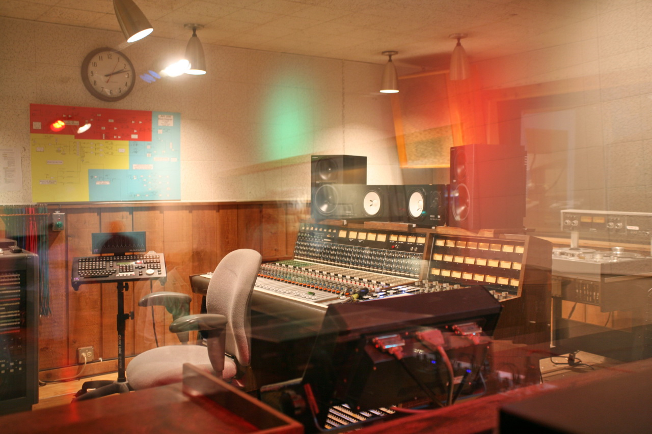 Elvis record studio Nashville, TN.