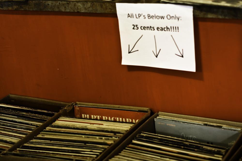 Record Shopping Austin Texas