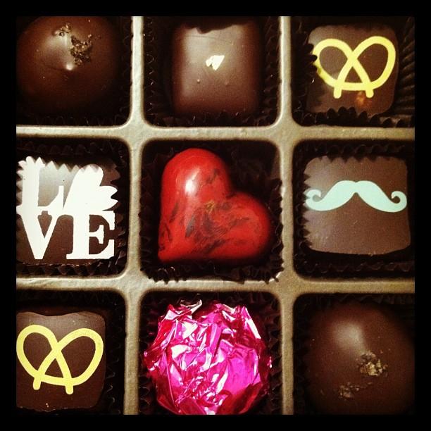 Chocolatier Marcie Blaine Philadelphia