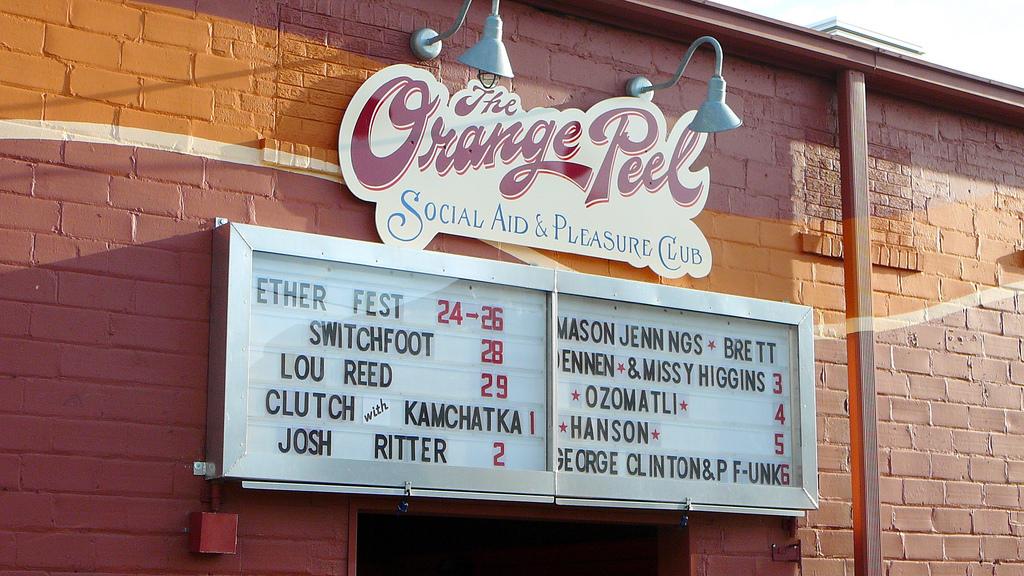 Best Club in American, Asheville
