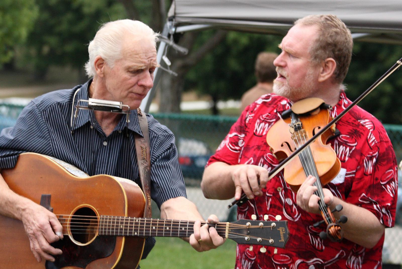 Bluegrass music Asheville, NC