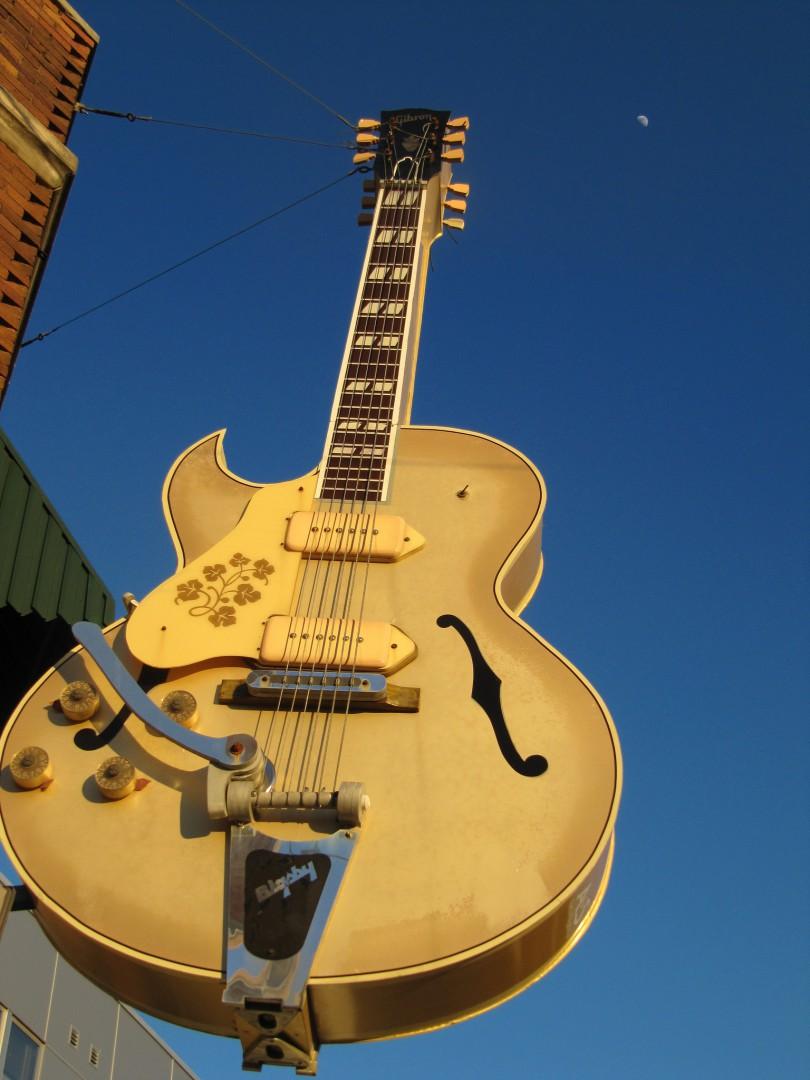 Memphis music scene