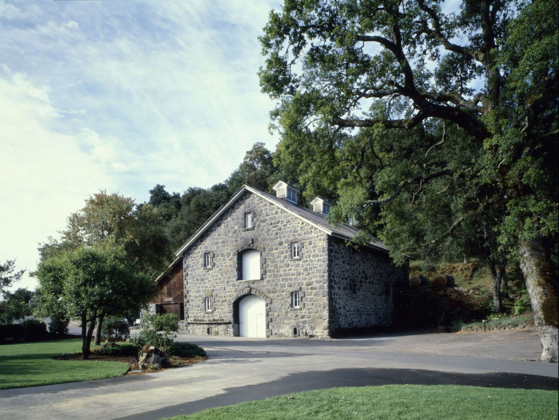 Heitz Stone Cellar, courtesy Heitz Cellar
