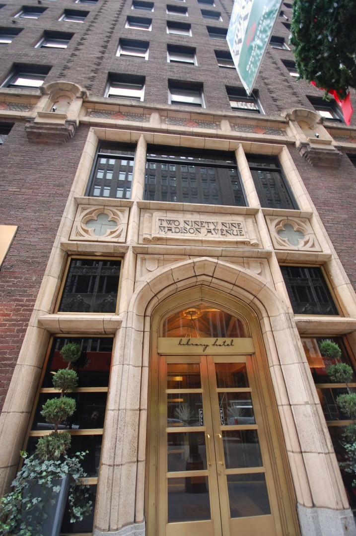 Manhattan Luxury hotel