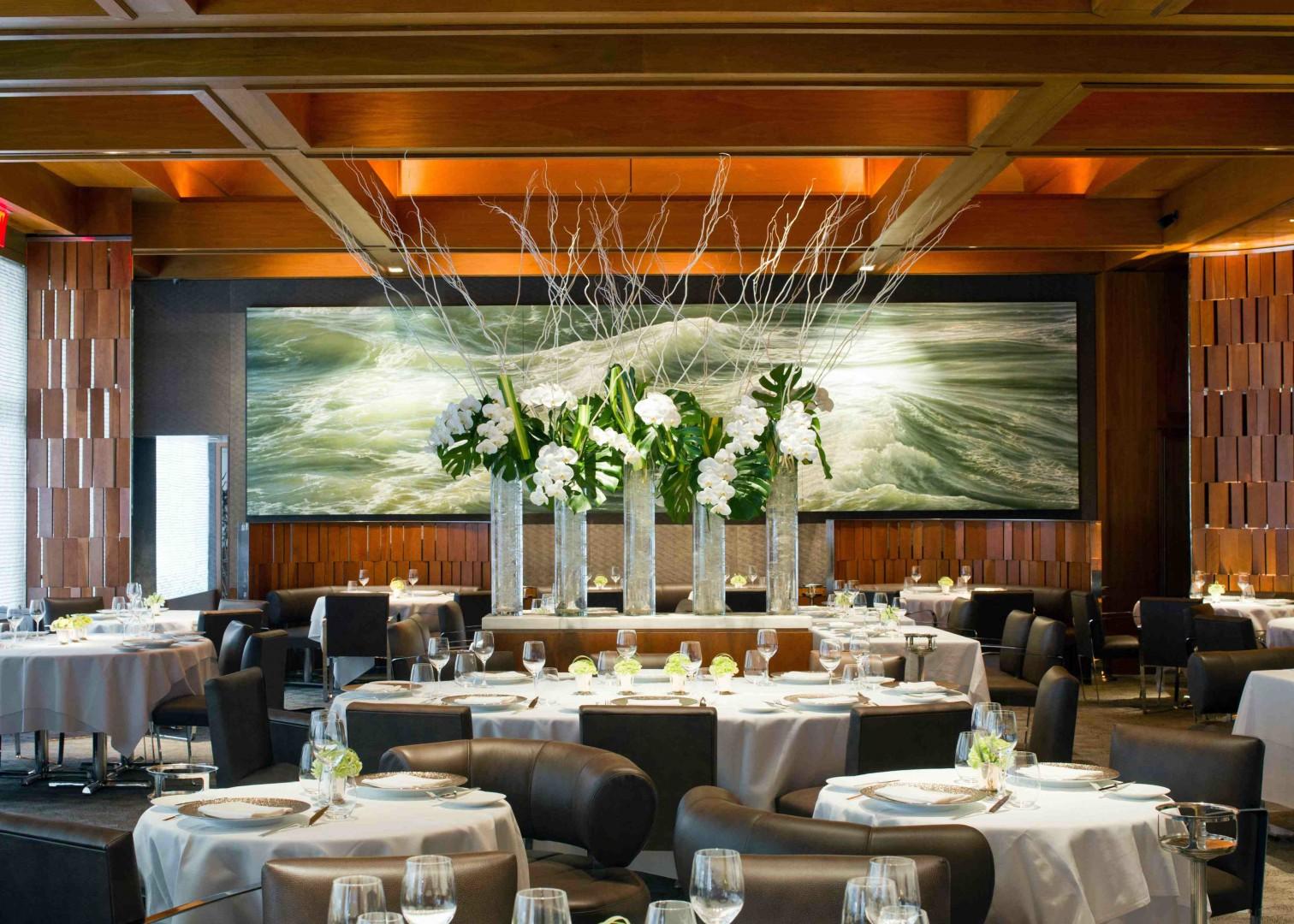 Luxury Dinner in Manhattan
