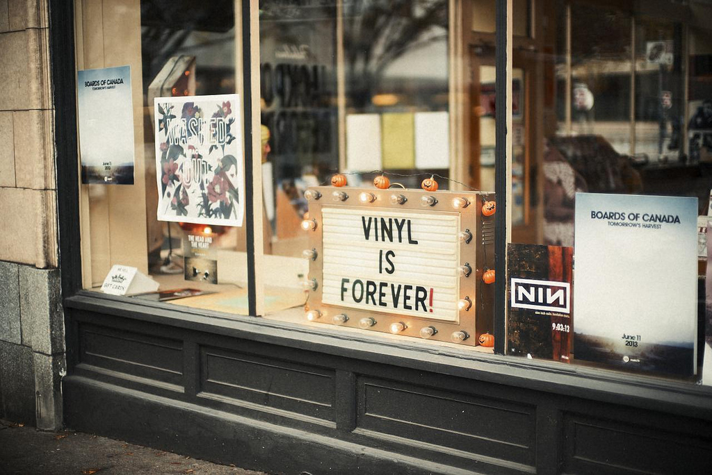 Vintage Shopping Portland
