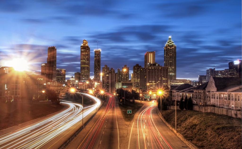 Jackson Street Bridge Atlanta