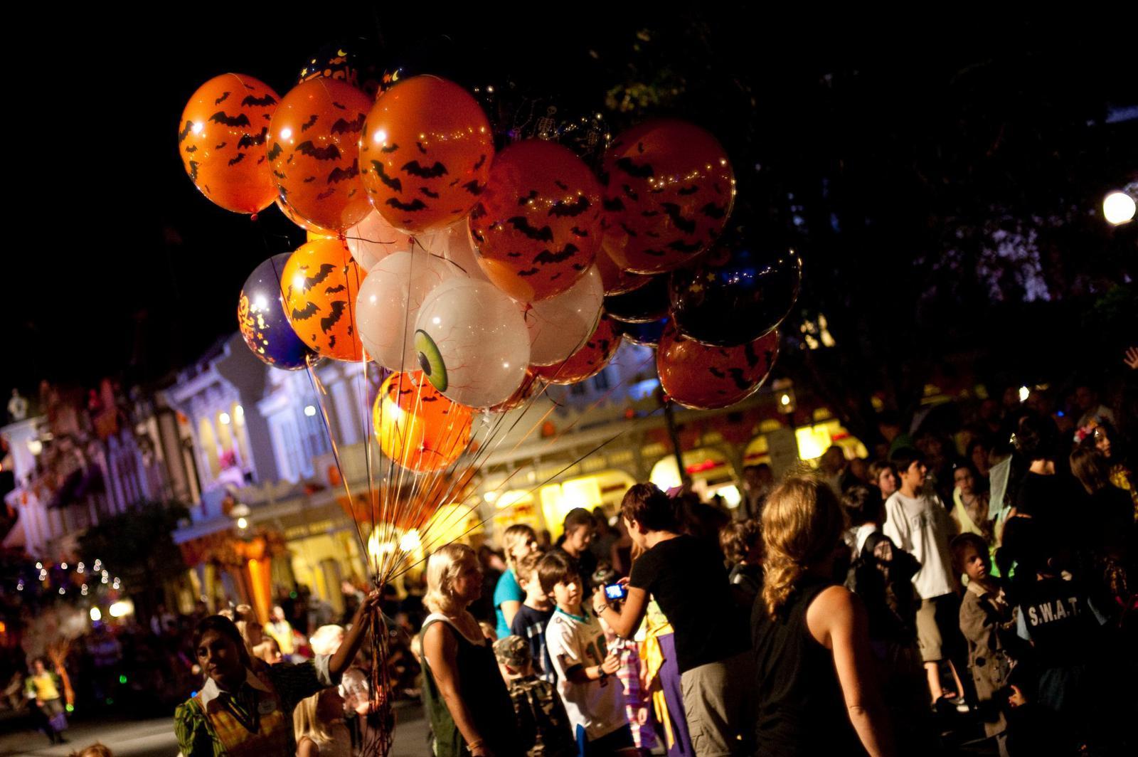 Halloween Festival at Disney World