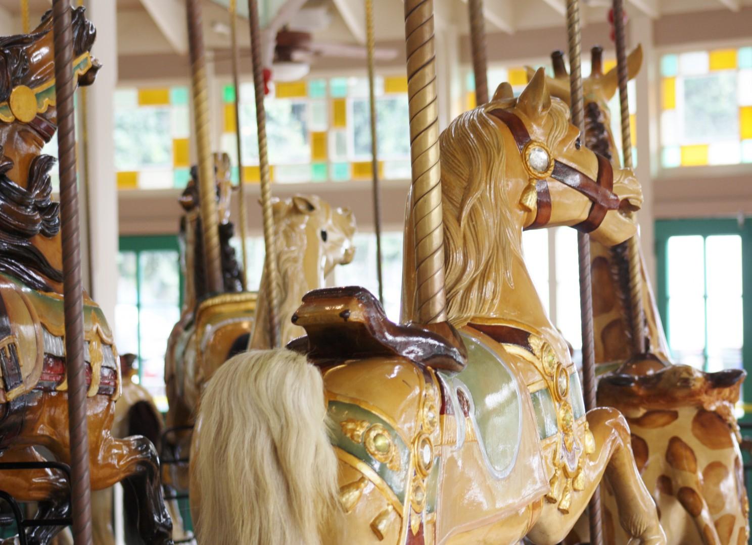 City Garden New Orleans Carousel