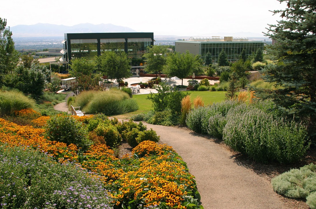 Outdoor activities Salt Lake City Red Butte Gardens Family Trips
