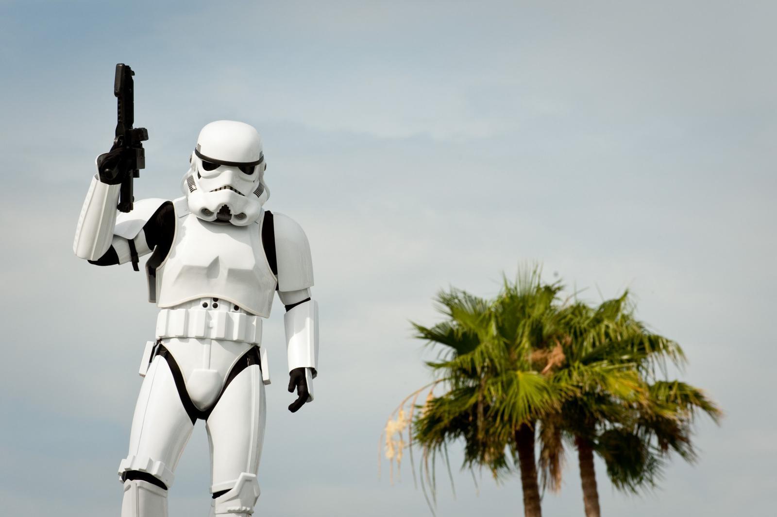 Star Wars Festival Disney World