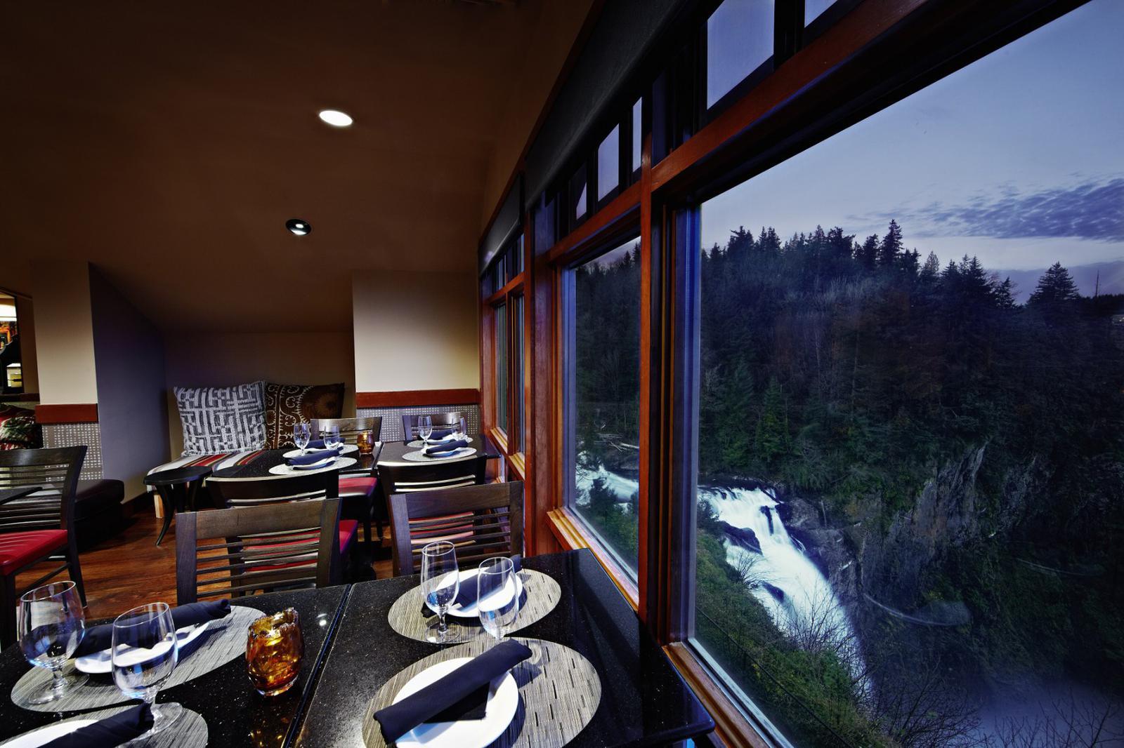 The Salish Lodge & Spa was the star of Twin Peaks