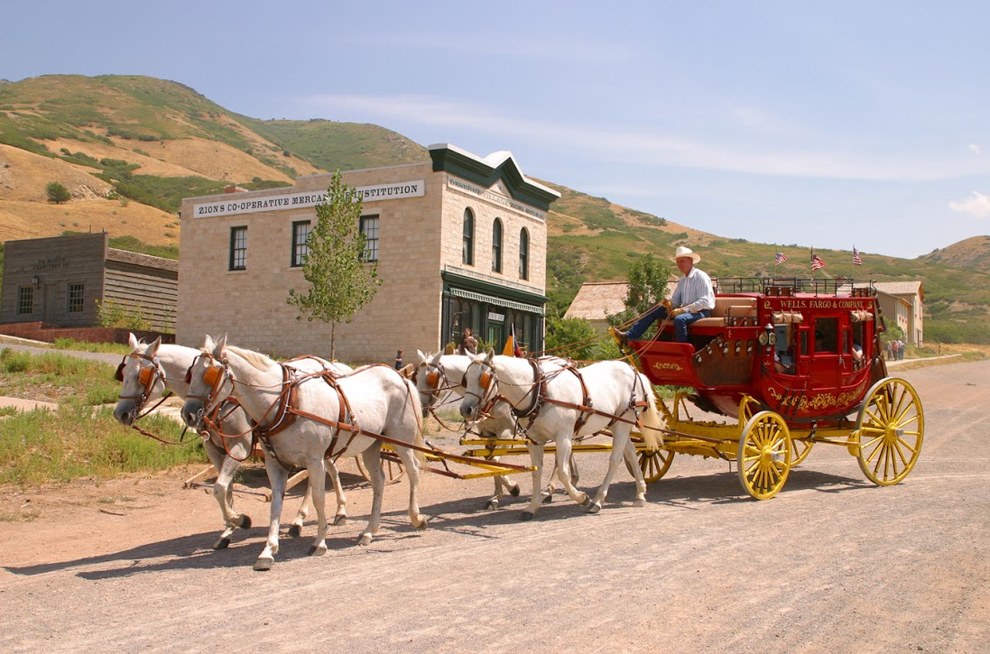 This Is The Place Heritage Park Utah Family Trips
