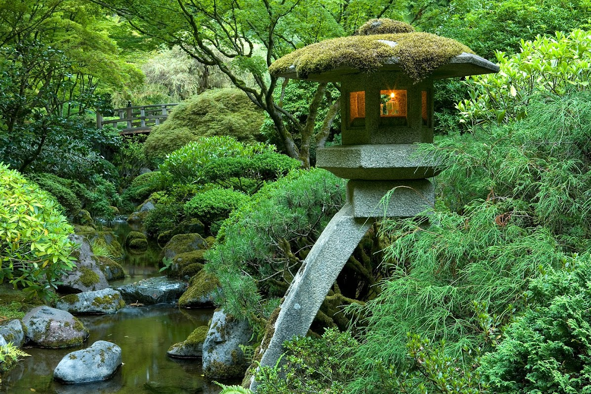 An unconventional portland girls getaway for Portland japanese garden free day