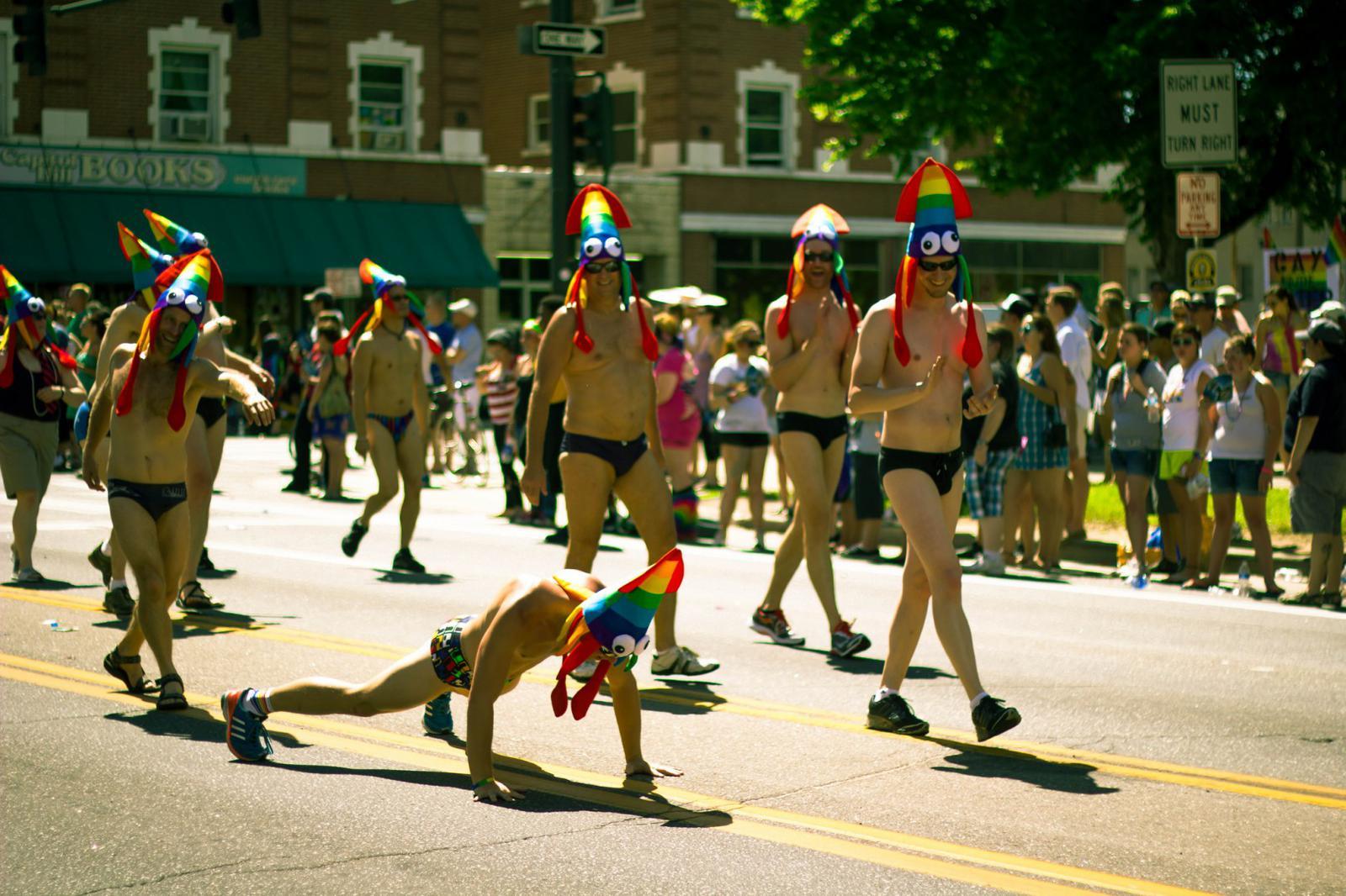 Denver PrideFest Festivals Parade