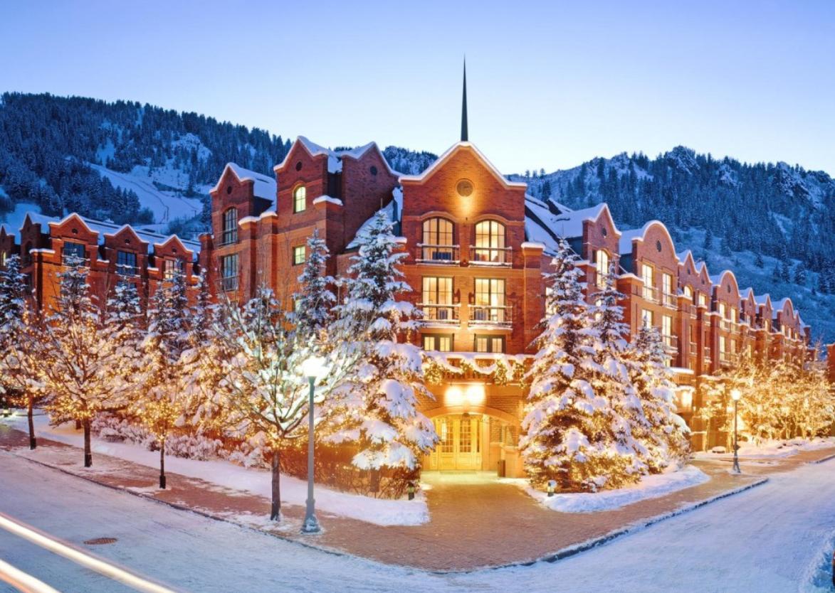 winter hotel aspen