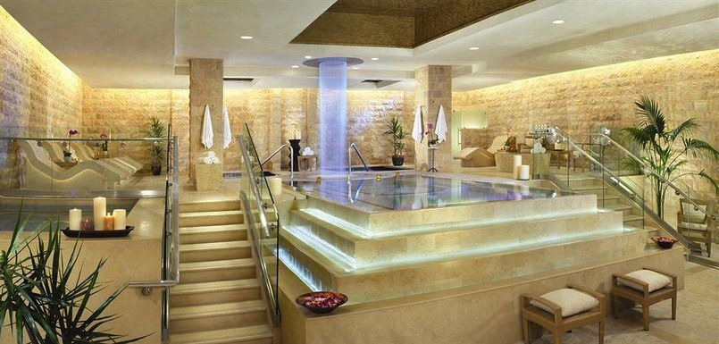 Caesar's Palace Spa treatments