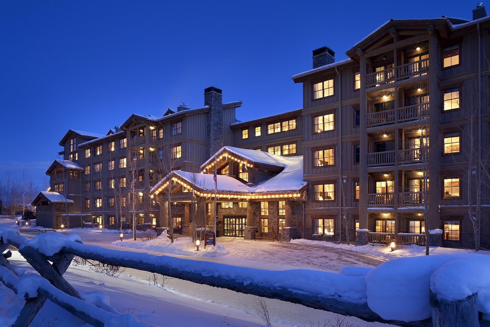 Teton Resort & Spa