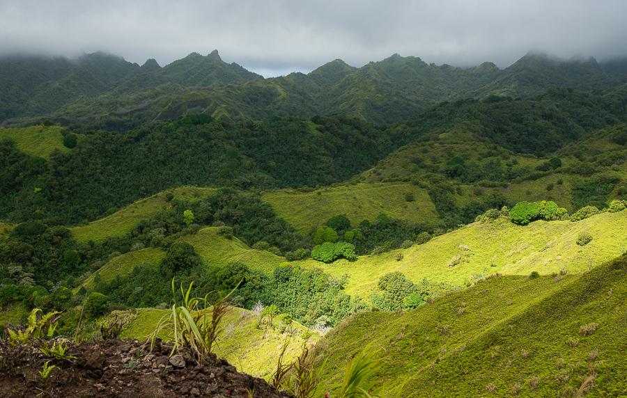 Fatu Hiva Island, French Polynesia
