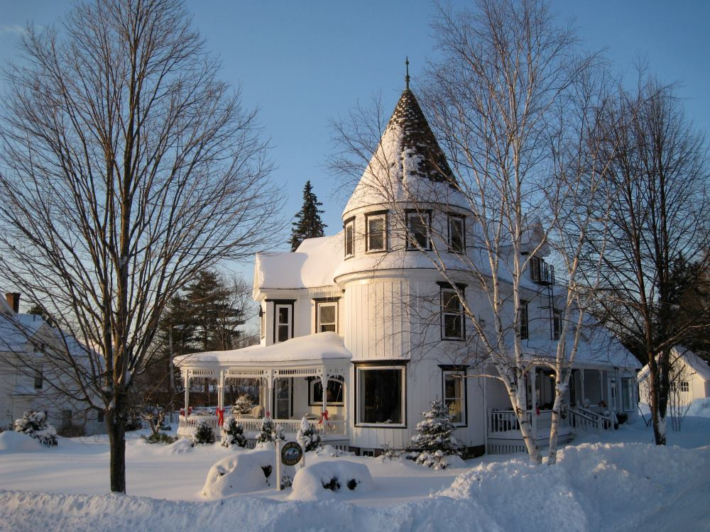 Glynn House Inn new Hampshire