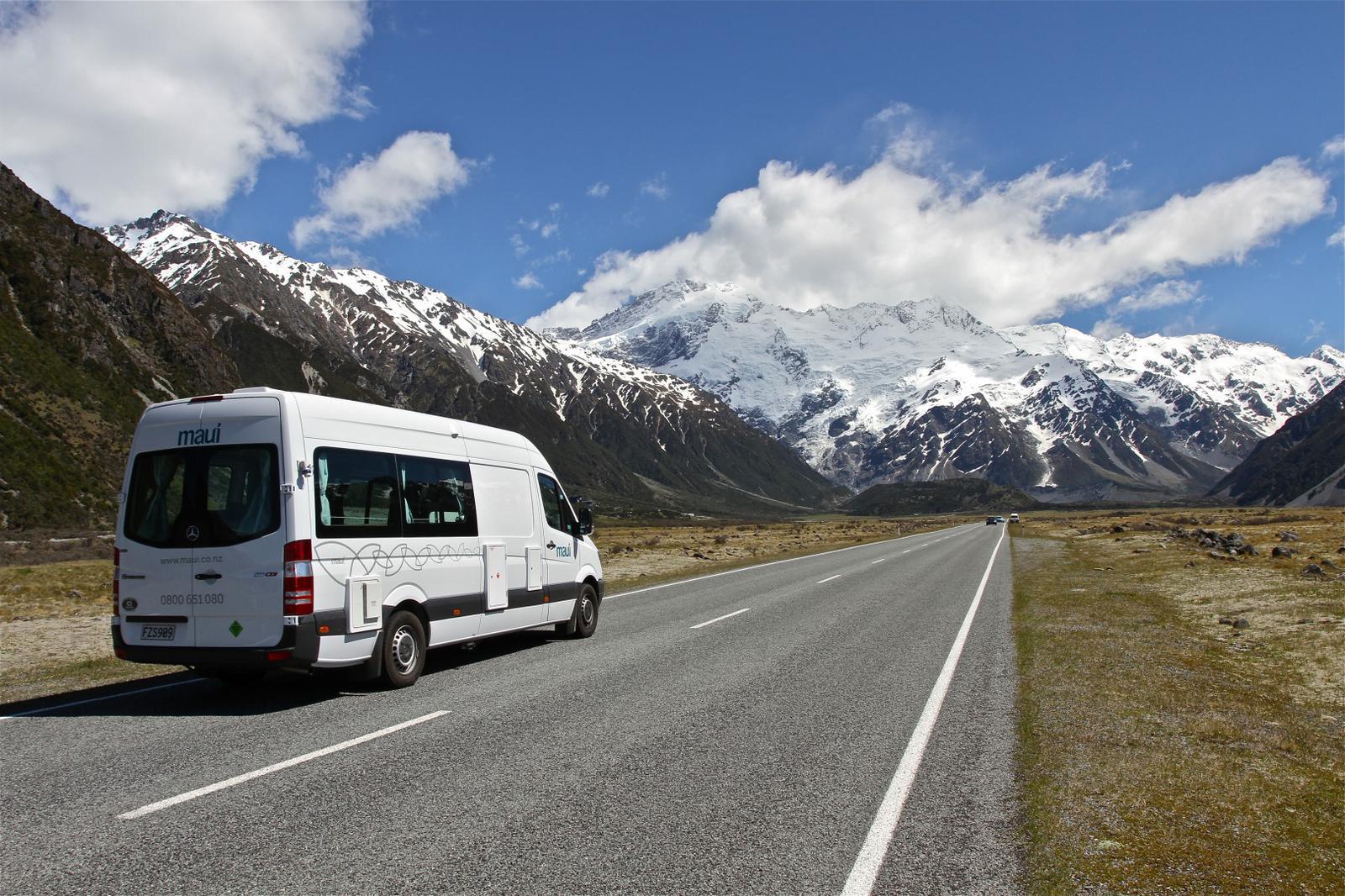 Van Adventure New Zealand