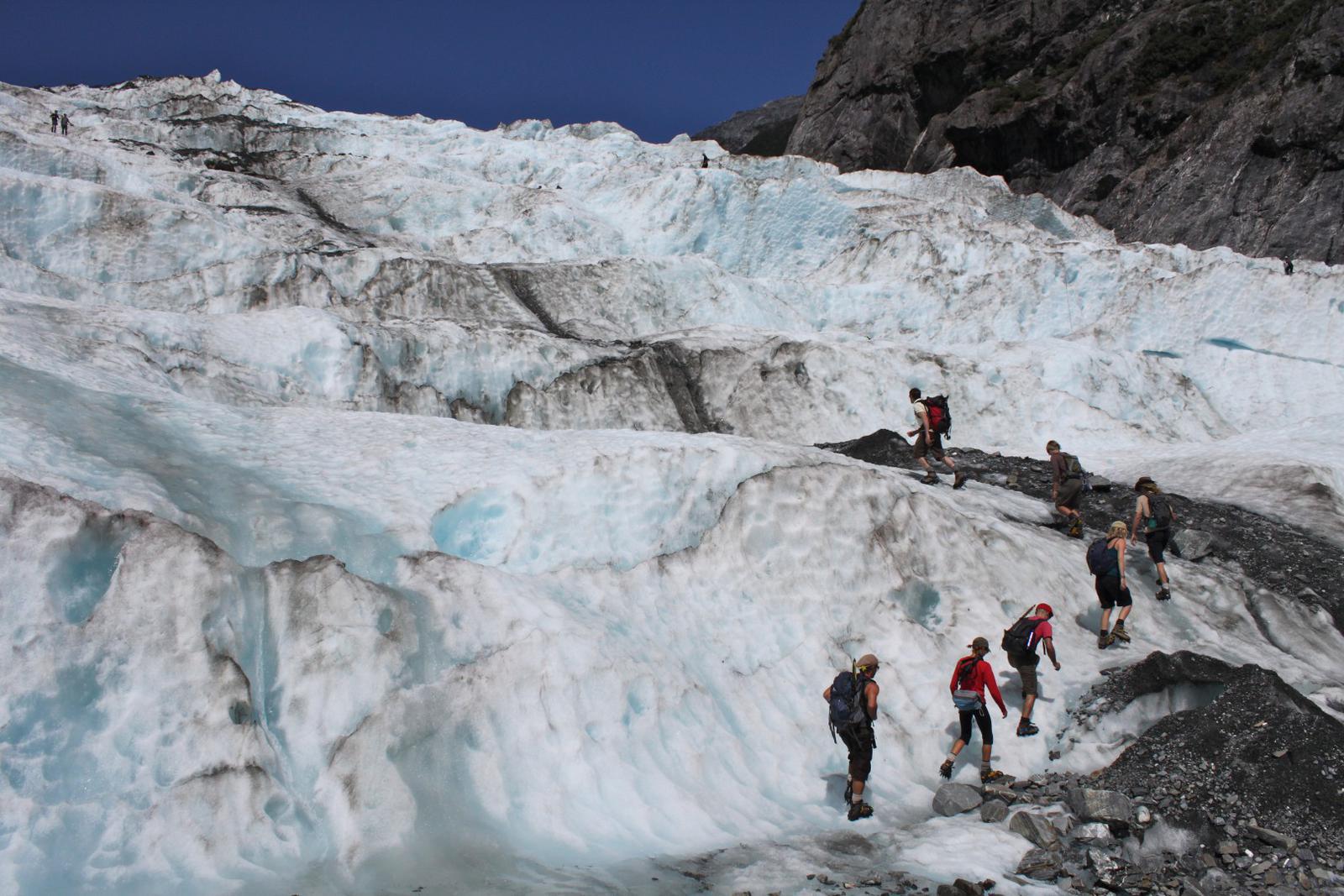 New Zealand: Franz Josef Glacier