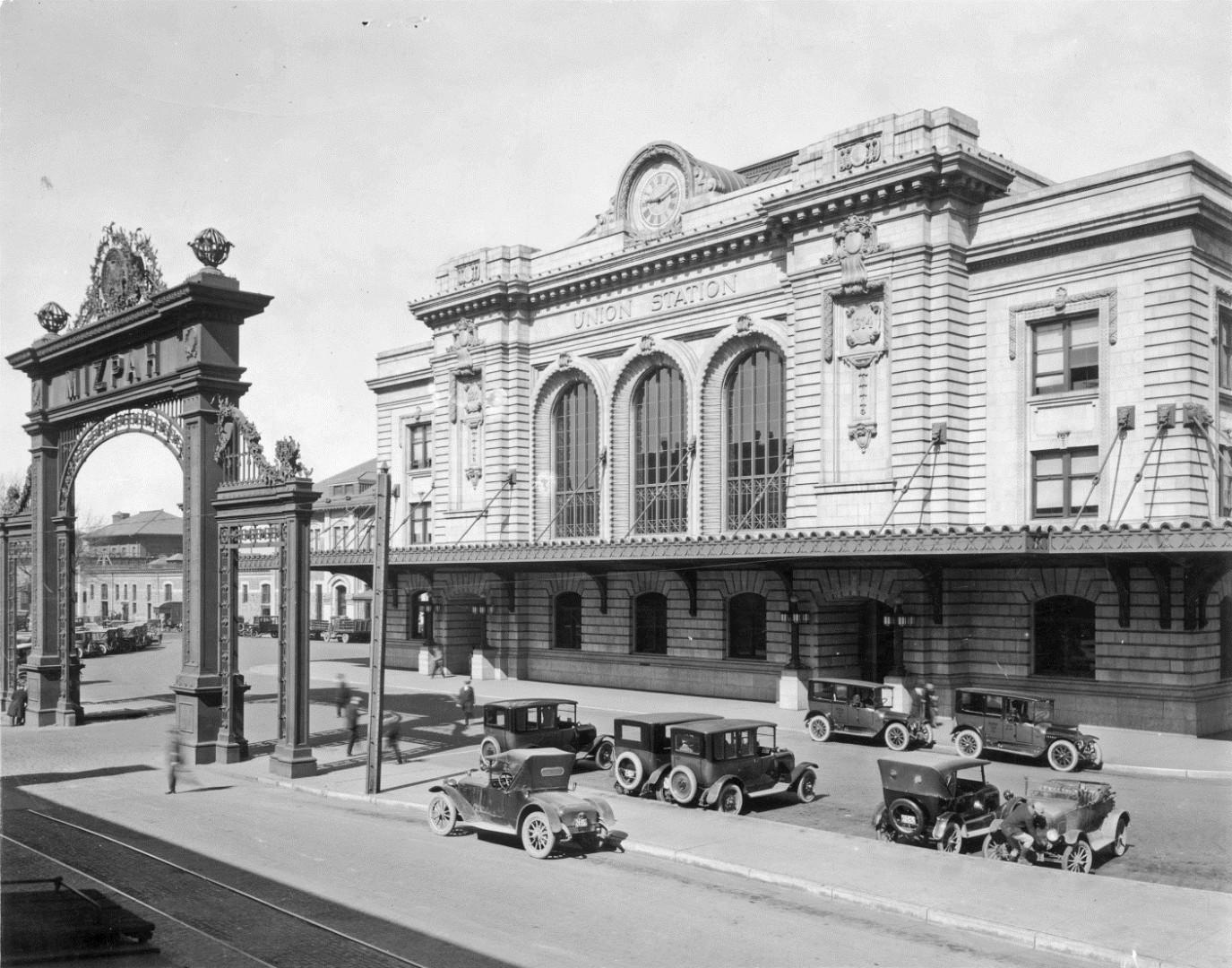 Old Union Station in Denver